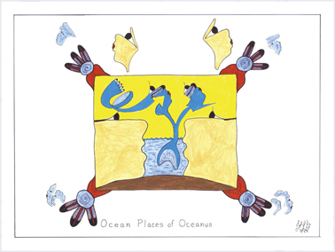 ocean places of Oceanus