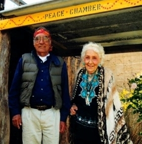 Joseph and Olga at Casurina Chamber 1999
