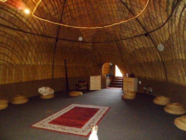 Wind Walker Chamber interior