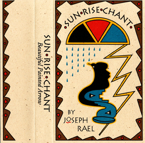 audio tape cover Sun Rise Chant