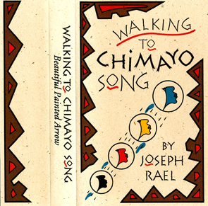 audio tape cover Walking to Chimayo